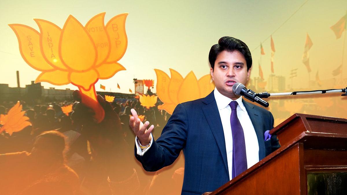 बंगाल चुनाव में सिंधिया की एंट्री, स्टार प्रचारकों की लिस्ट में किया शामिल