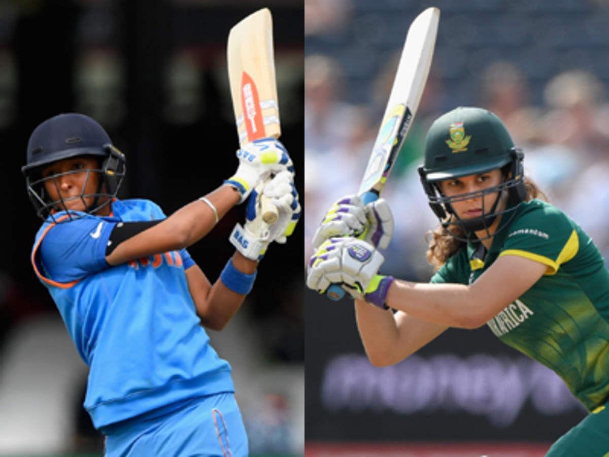 क्रिकेट : द. अफ्रीका महिला टीम ने भारतीय टीम को हरा सीरीज 4-1 से अपने नाम की