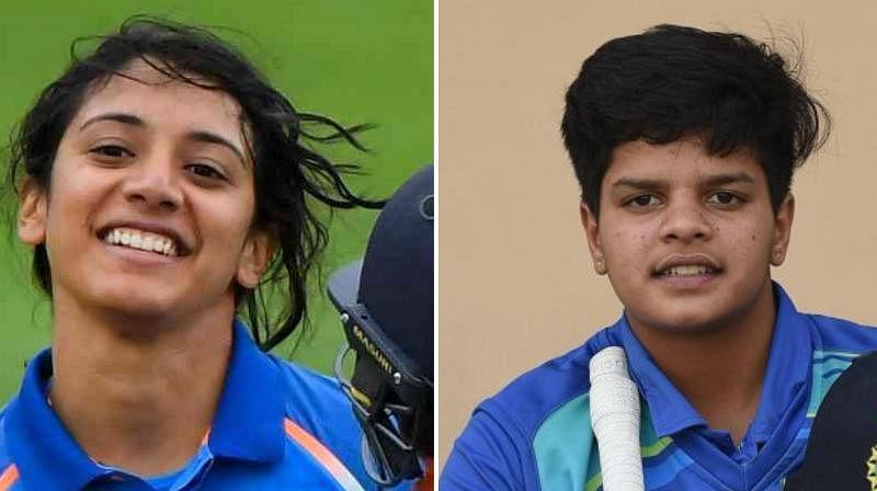 आईसीसी महिला टी20 रैंकिंग : शेफाली वर्मा शीर्ष पर बरकरार