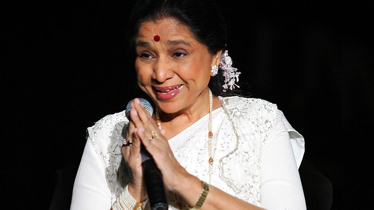 आशा भोसले को महाराष्ट्र भूषण पुरस्कार देने का ऐलान, दीदी लता ने जाहिर की खुशी