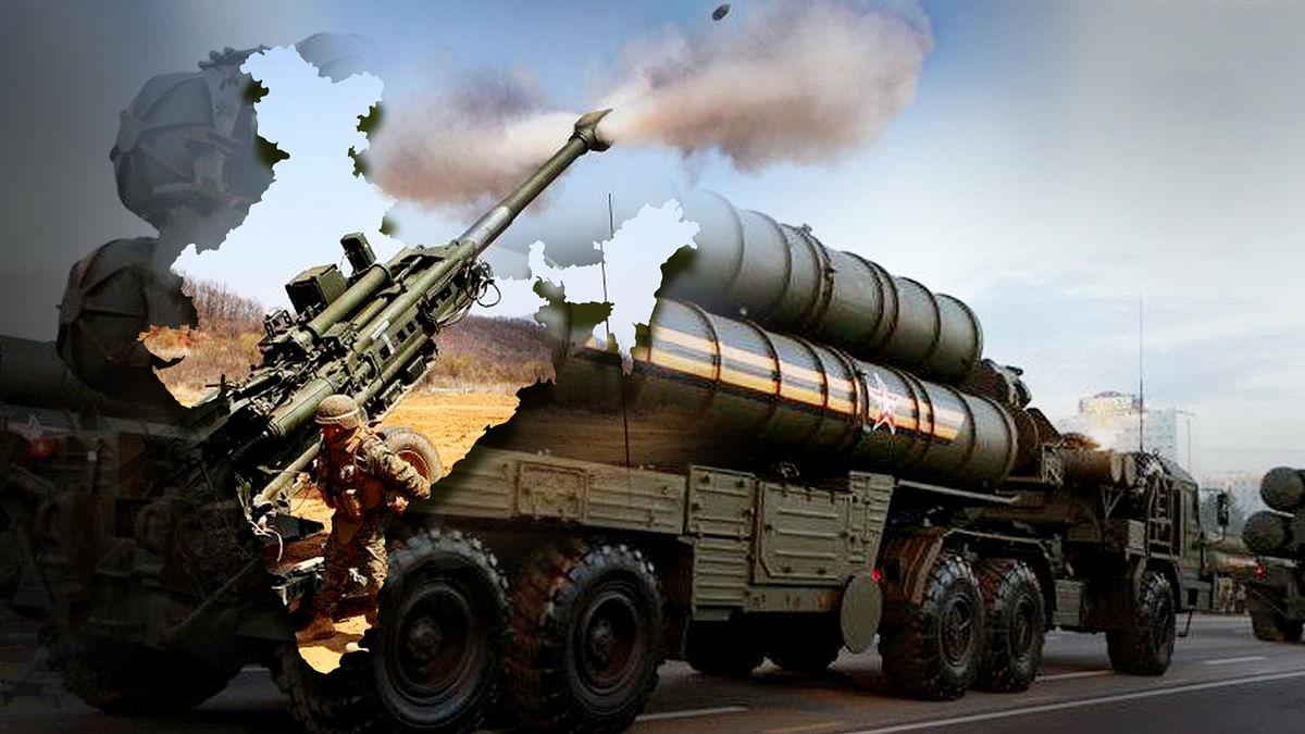 SIPRI ने बताया भारत के हथियार आयात में पांच वर्षों के दौरान आई इतनी गिरावट