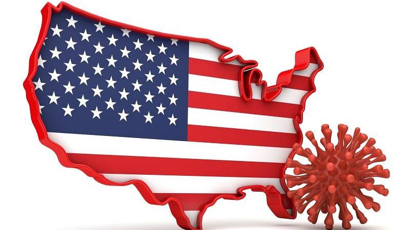 अमेरिका में कोविड से 5 लाख 42 हजार से अधिक लोगों की मौत