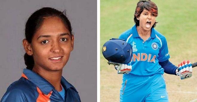 क्रिकेट : पूनम और हरमन की बल्लेबाजी से भारत ने बनाये 266 रन