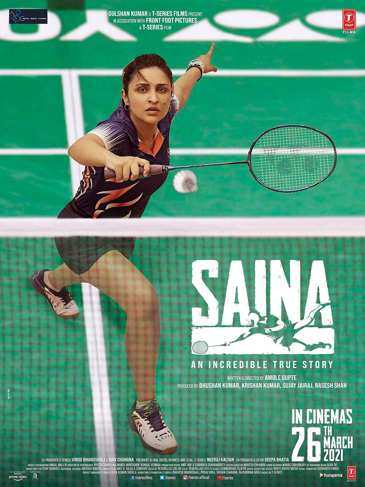 Saina - Qn Incredible True Story
