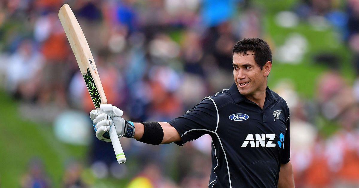 क्रिकेट : रॉस टेलर बंगलादेश के खिलाफ पहले वनडे से हुए बाहर