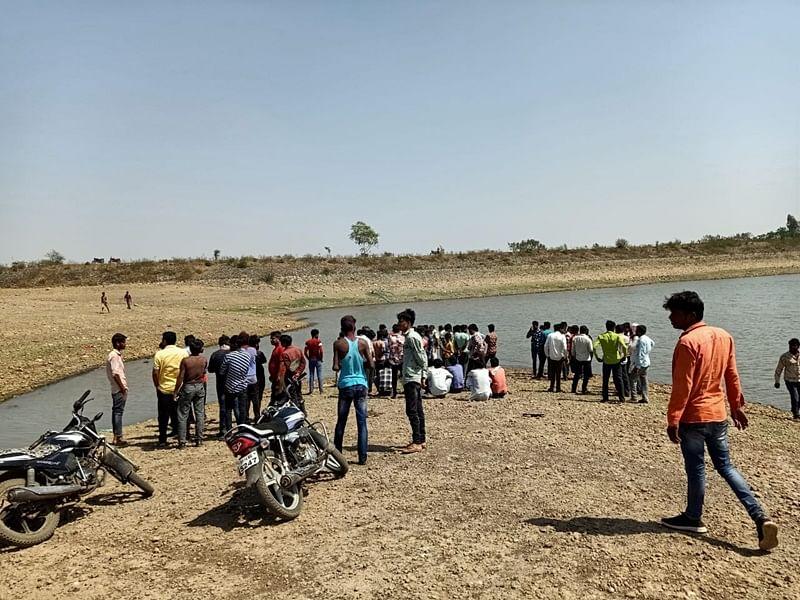 मंदसौर: मातम में बदली होली की खुशियां, 2 युवकों की तालाब में डूबने से मौत
