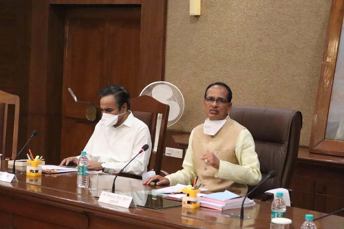 आत्मनिर्भर MP बजट 2021:वित्तमंत्री जगदीश देवड़ा ने पेश किया प्रदेश का चिट्ठा