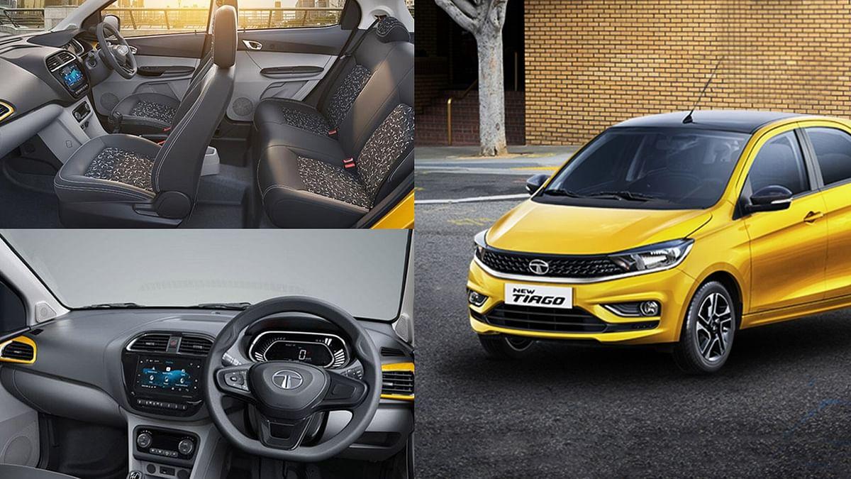 Tata Motors ने Tiago का नया ऑटोमेटिक और सबसे सस्ता वैरिएंट