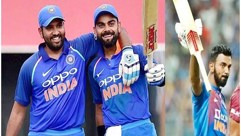 टी-20 रैंकिंग : चौथे नंबर पर पहुंचे विराट, रोहित 14वें व राहुल 5वें स्थान पर