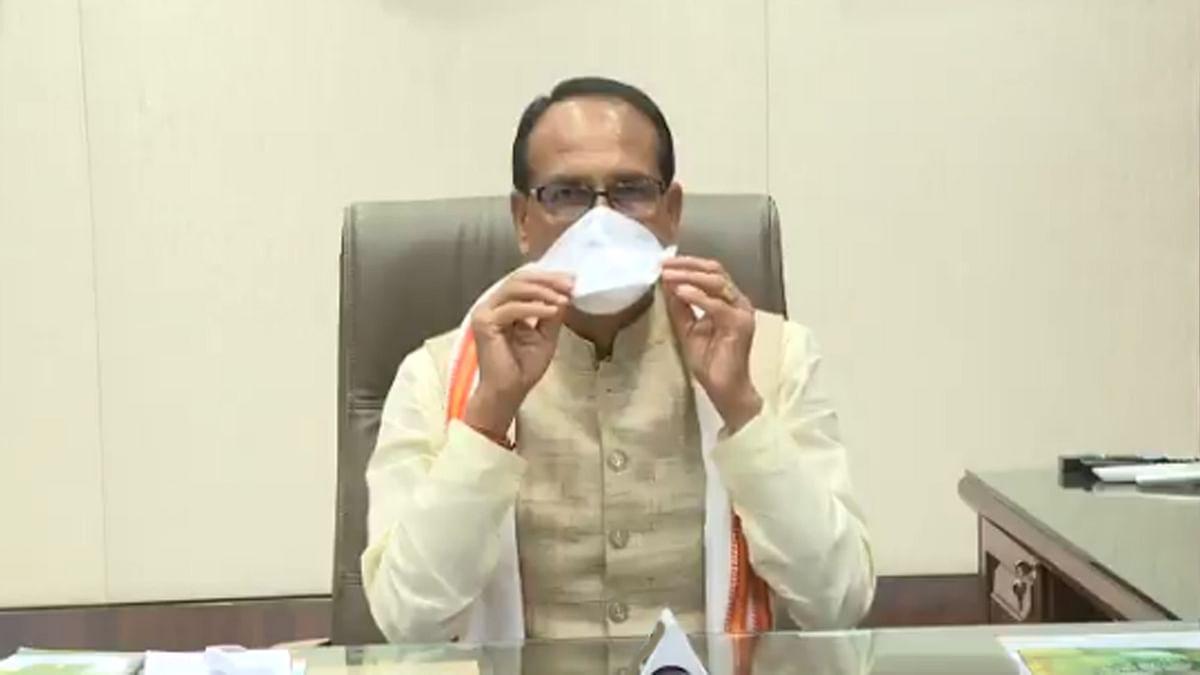CM का प्रदेशवासियों को संदेश- नागरिक सोशल डिस्टेंसिंग रखें, मास्क जरूर लगाएं