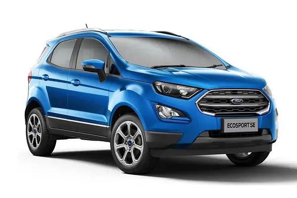 Ford EcoSport का नया वेरिएंट 'EcoSport SE' लांच