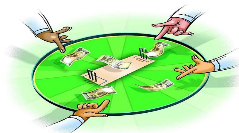अपराध : क्रिकेट मैच का सट्टा लगाते 11 आरोपी गिरफ्तार