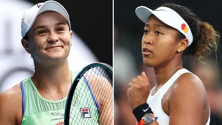 टेनिस : बार्टी और ओसाका मियामी ओपन के क्वॉर्टर फाइनल में