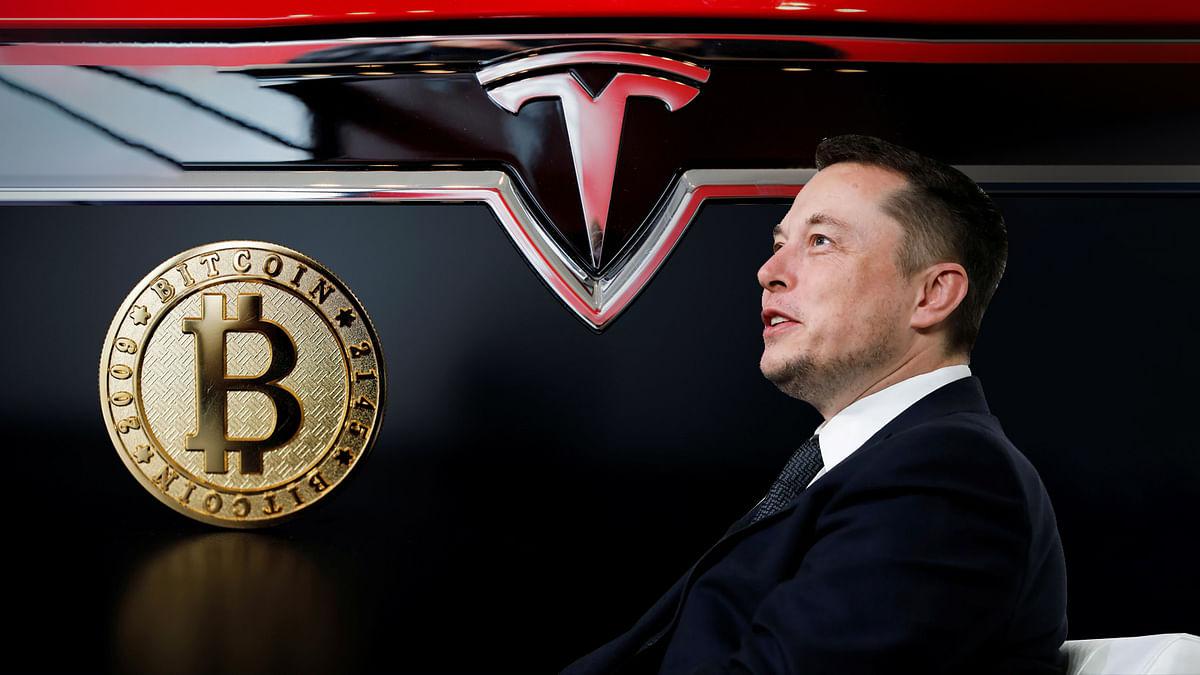एलन मस्क का बड़ा ऐलान, बिटक्वाइन से मिलेगी टेस्ला की कार