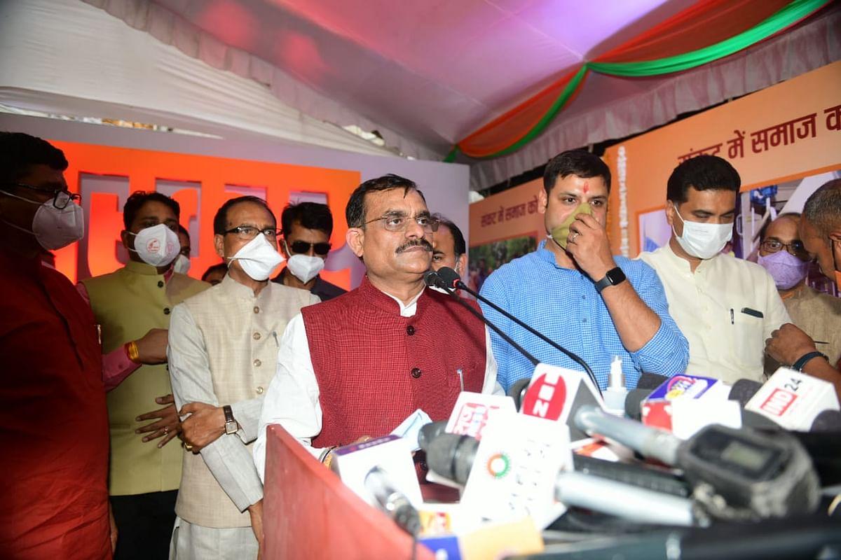 भोपाल : शिवराज सरकार ने प्रदेश के लोगों को कोरोना महामारी से सुरक्षित निकाला