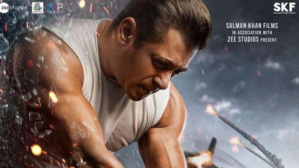सलमान खान ने पूरा किया ईद कमिटमेंट, थिएटर और ओटीटी पर रिलीज होगी फिल्म
