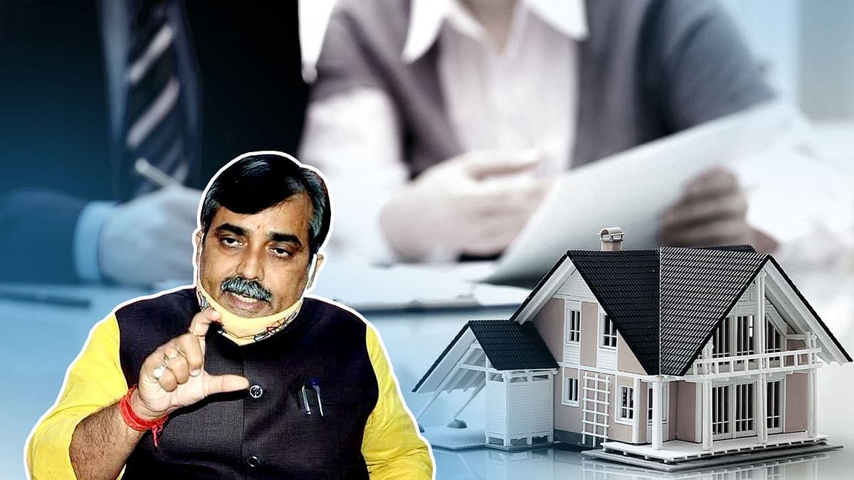 राजस्थान की सुलभ्य आवास योजना होगी बिहार में लागू - कुमार