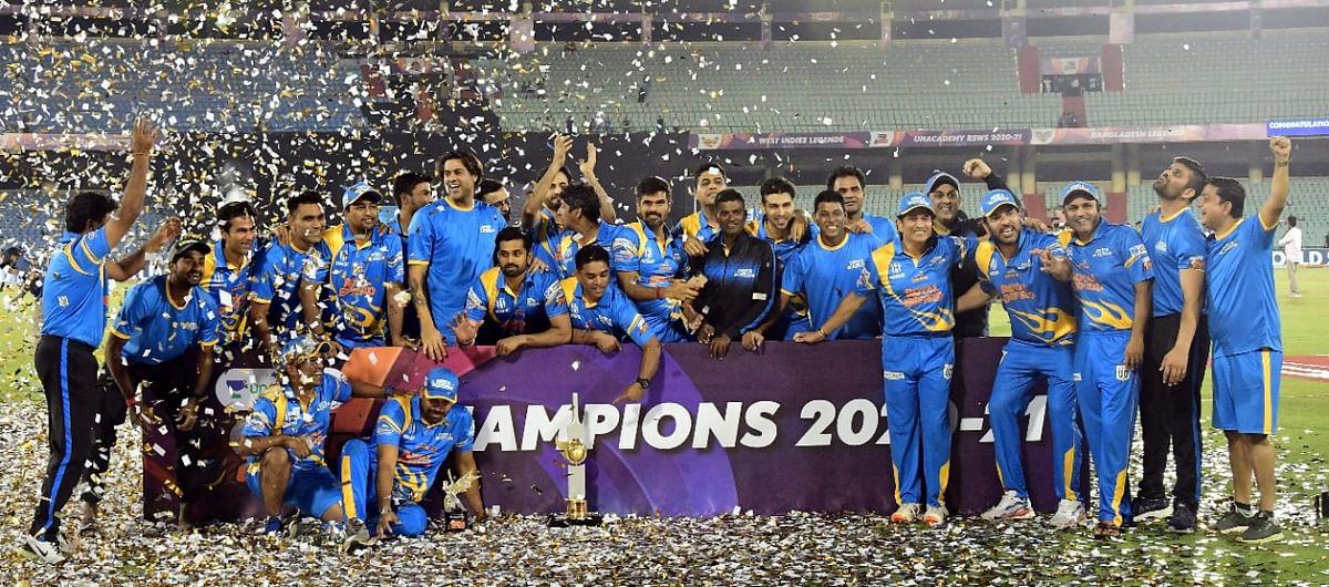 इंडिया लेजेंड्स ने जीती रोड सेफटी वर्ल्ड सीरीज