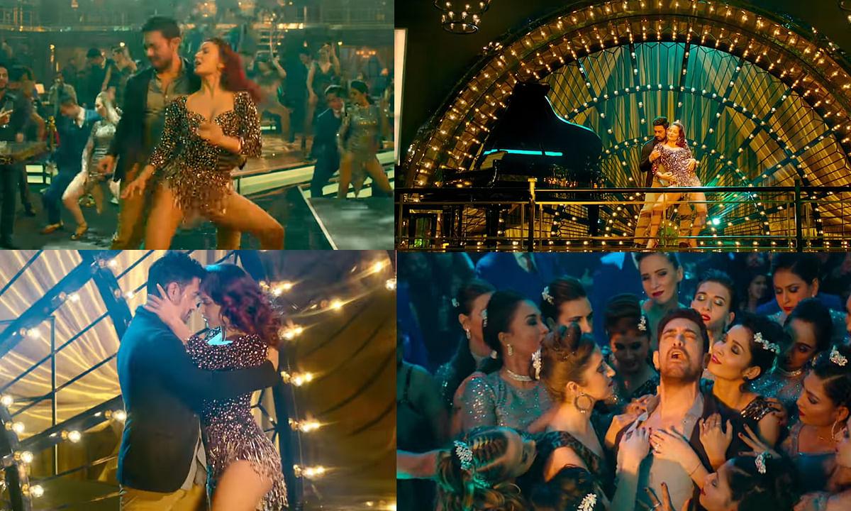 'हरफनमौला' गाना हुआ रिलीज, आमिर-एली के डांस मूव्ज देख दीवाने हुएं फैंस
