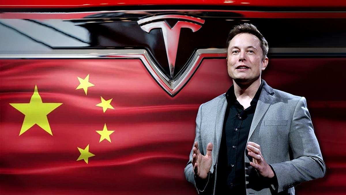 Tesla ने बिक्री के मामले में चाइना में लहराया अपना पर्चम
