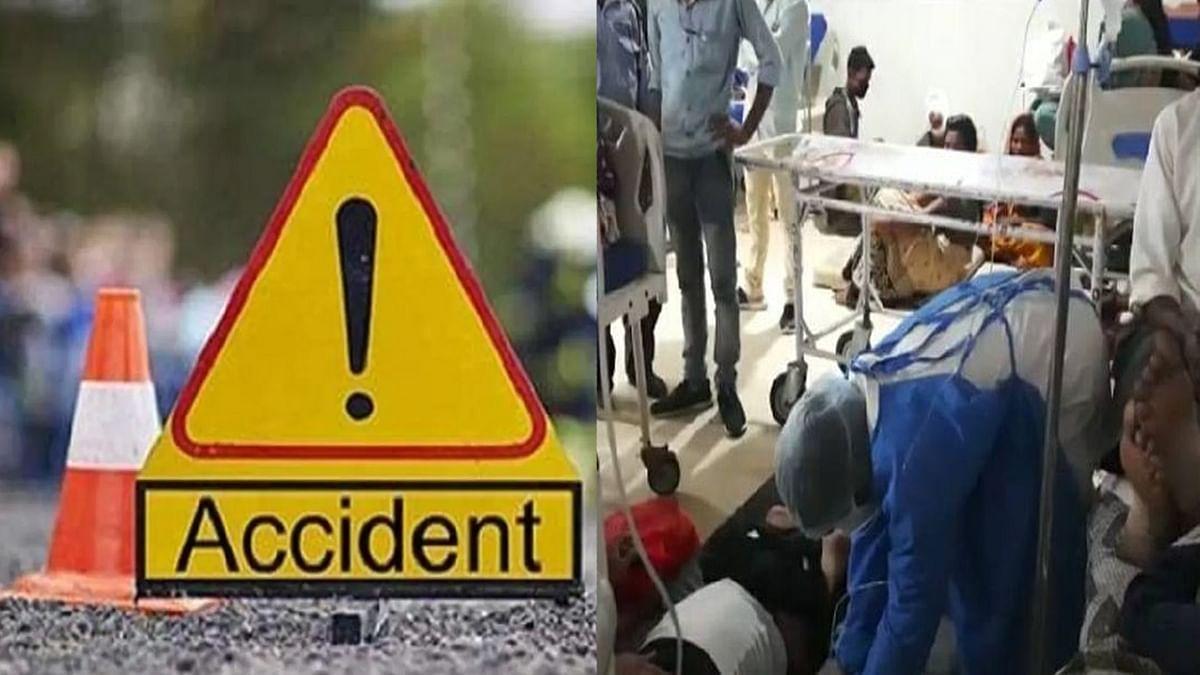 छिंदवाड़ा में सड़क हादसा: एक्टिवा और बुलेट की हुई टक्कर, हादसे में एक की मौत