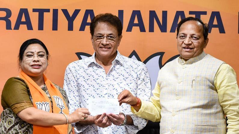 टीवी स्क्रीन के राम ने थामा भाजपा का दामन