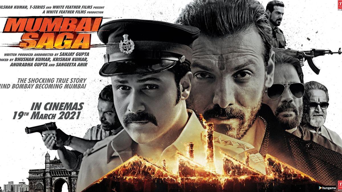 Box Office: जॉन और इमरान की फिल्म 'मुंबई सागा' ने पहले दिन कमाए इतने करोड़