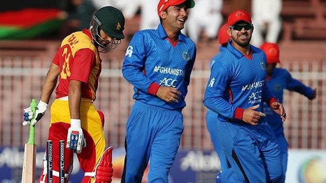 क्रिकेट : अफगानिस्तान ने जिम्बाब्वे से कराया फॉलोऑन