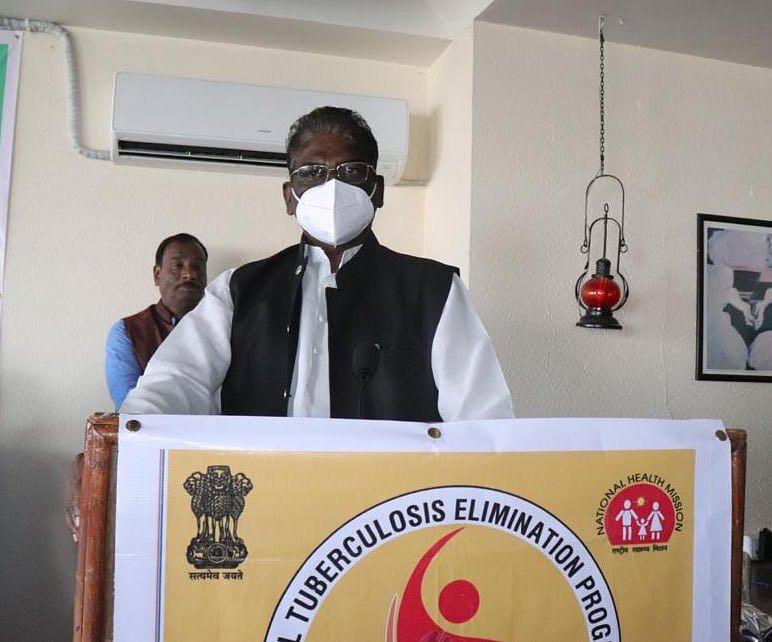 2025 तक टीबी मुक्त होगा मध्य प्रदेश : डॉ. प्रभुराम चौधरी