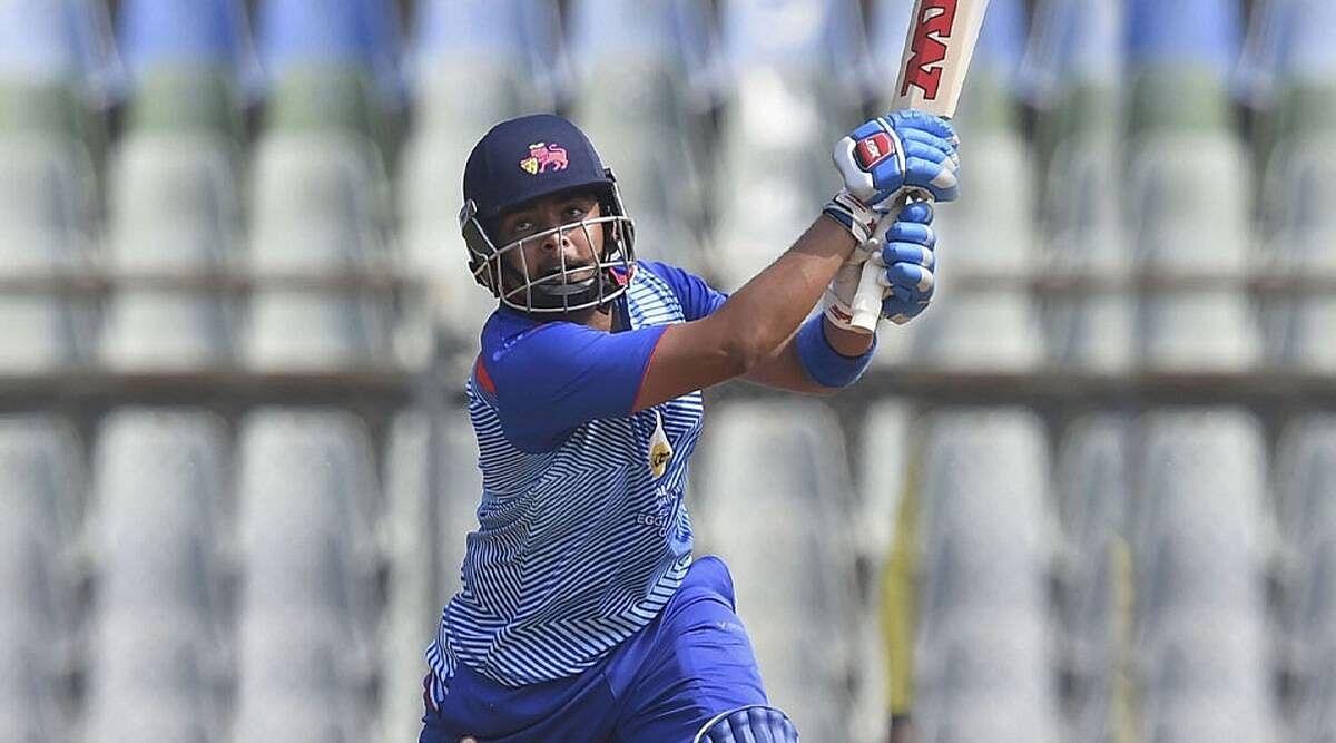 क्रिकेट : पृथ्वी के तूफान में कर्नाटक भी उड़ा, मुंबई फाइनल में
