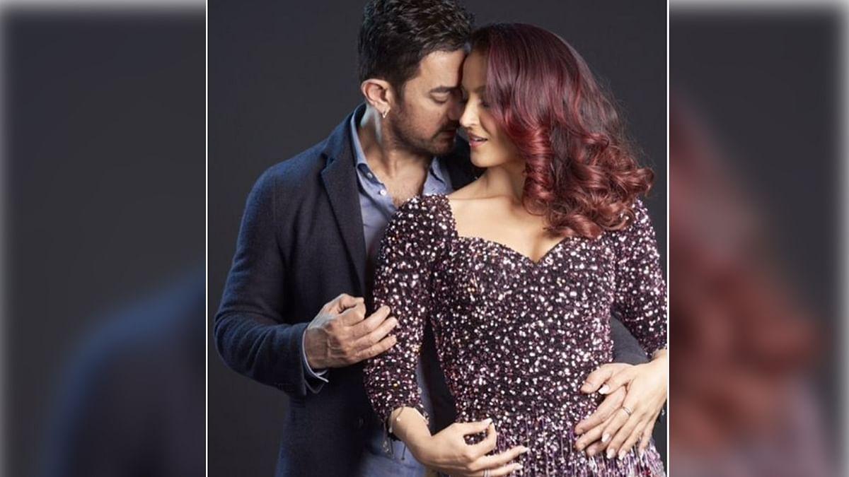 आमिर खान-एली अवराम के गाने 'हरफनमौला' का First look, देखें रोमांटिक पोस्टर