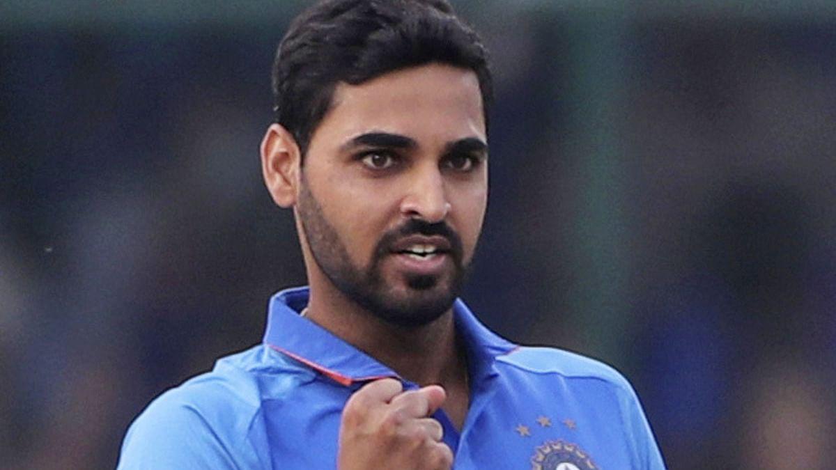 IPL में ट्रेनिंग करते समय इंग्लैंड टेस्ट सीरीज का भी ध्यान रखूंगा:भुवनेश्वर