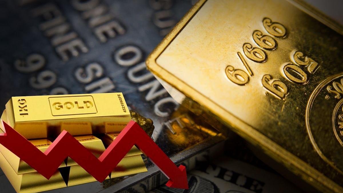 आज पेट्रोल-डीजल के साथ ही दर्ज की गई सोने-चांदी में भी गिरावट