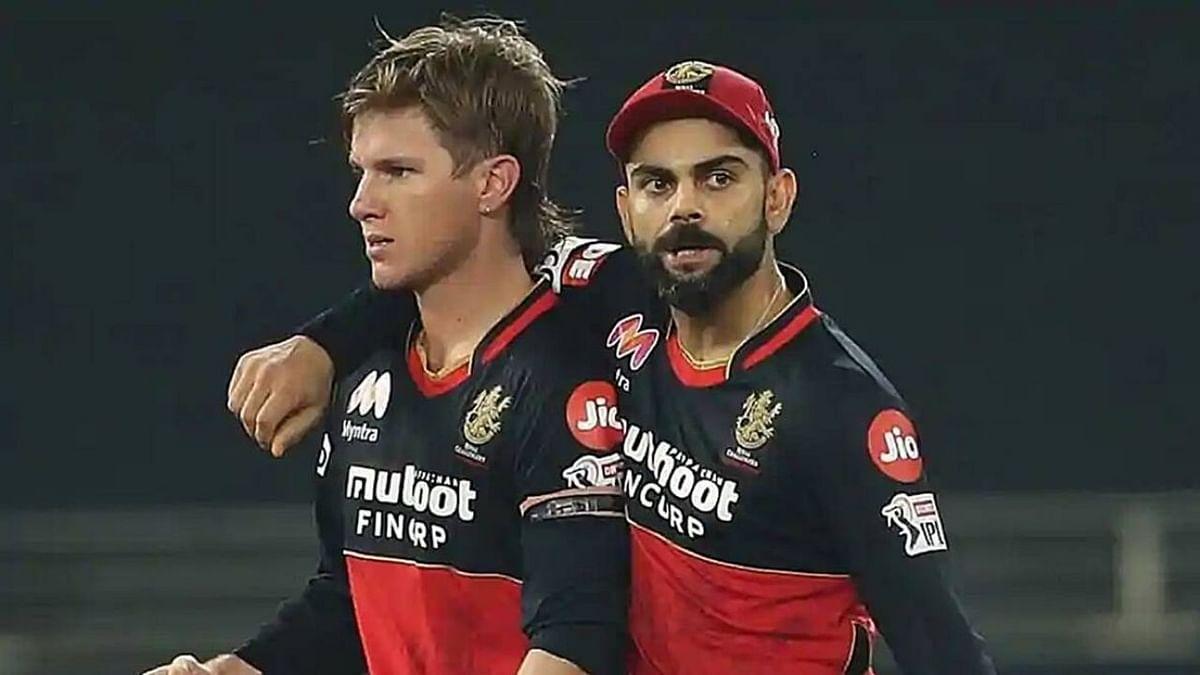 आरसीबी के एडम जम्पा नहीं खेलेंगे आईपीएल 2021 सीजन का ओपनिंग मुकाबला