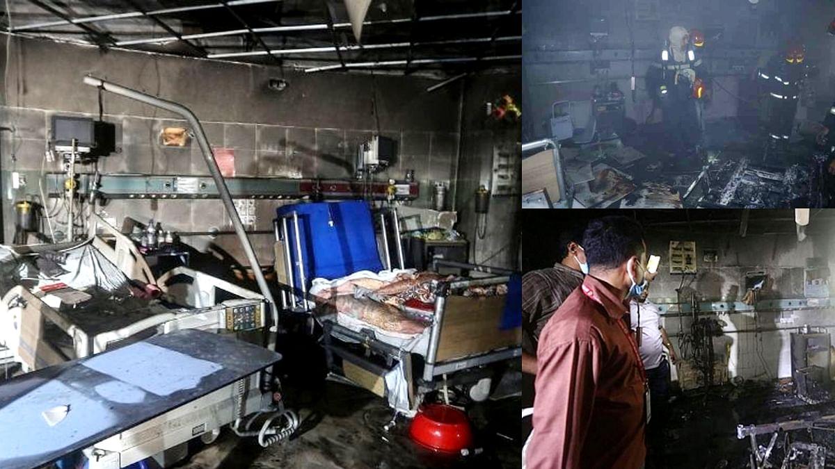 बांग्लादेश : ढाका के अस्पताल में आग लगने से 3 कोविड मरीजों की मौत