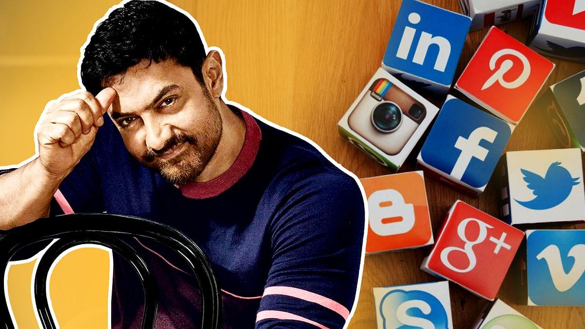 आमिर खान ने बताई सोशल मीडिया छोड़ने की असली वजह, कही यह बात