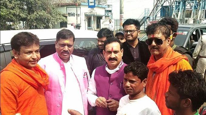 मंत्री नरोत्तम मिश्रा का बंगाल भ्रमण, कार्यकर्ताओं के साथ की समीक्षा बैठक
