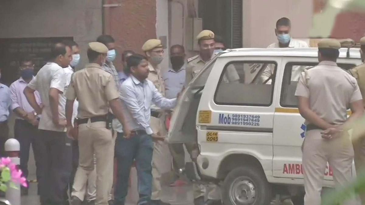 दिल्ली में संदिग्ध हालात में BJP सांसद राम स्वरूप शर्मा की मौत