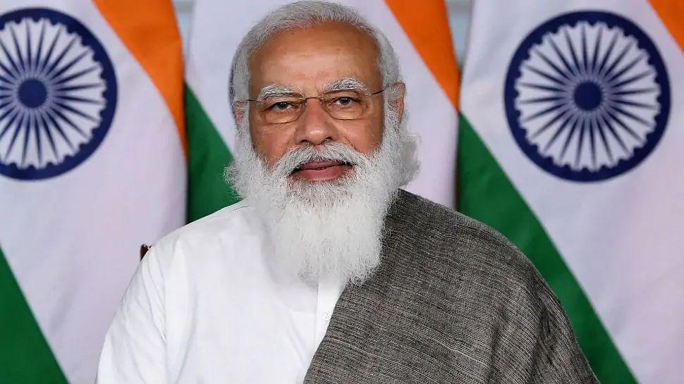 कोरोना संकट की दूसरी लहर के बीच PM मोदी ने पहली बार किया देश को संबोधित