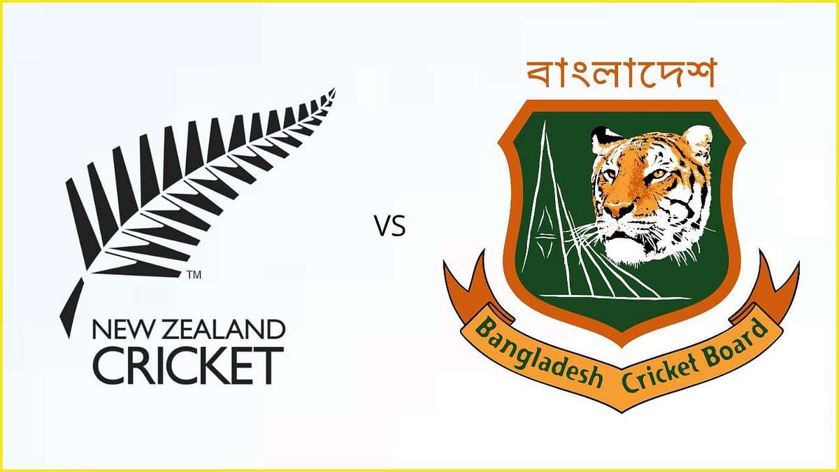 क्रिकेट : बांग्लादेश के खिलाफ सीरीज में न्यूजीलैंड को 2-0 से अजेय बढ़त