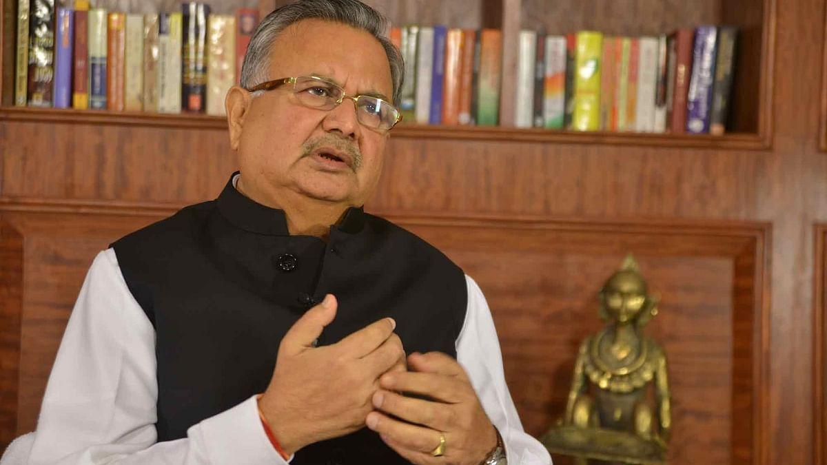 भूपेश सरकार पर प्रति माह 1400 करोड़ रूपए का ऋण लेने का रमन ने लगाया आरोप