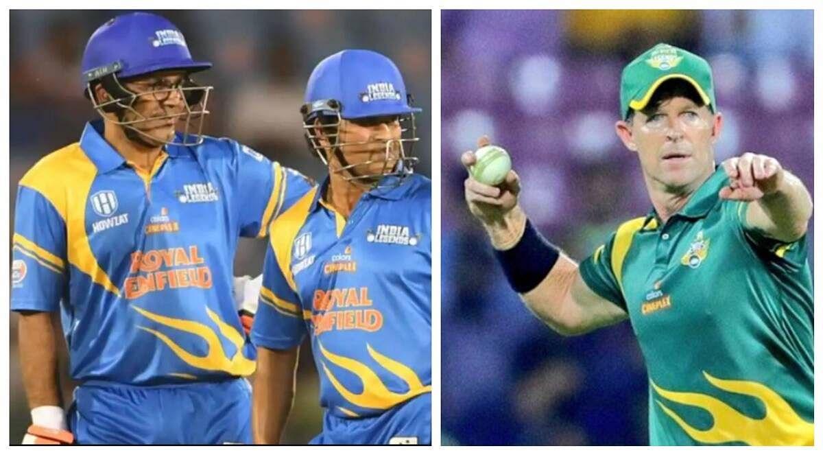 क्रिकेट : सचिन और युवराज के दम पर इंडिया लेजेंड्स सेमीफाइनल में