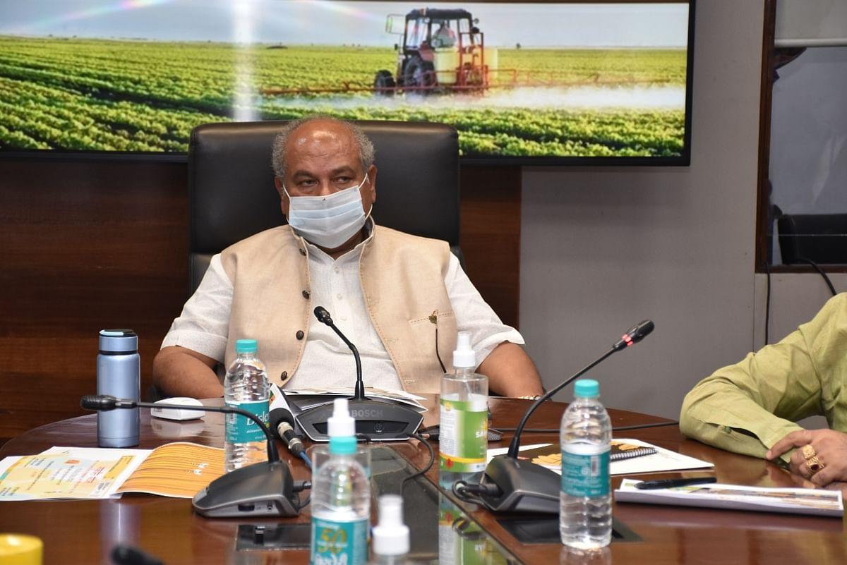 केंद्रीय कृषि मंत्री नरेन्द्र सिंह तोमर ने किया मधुक्रांति पोर्टल का शुभारंभ