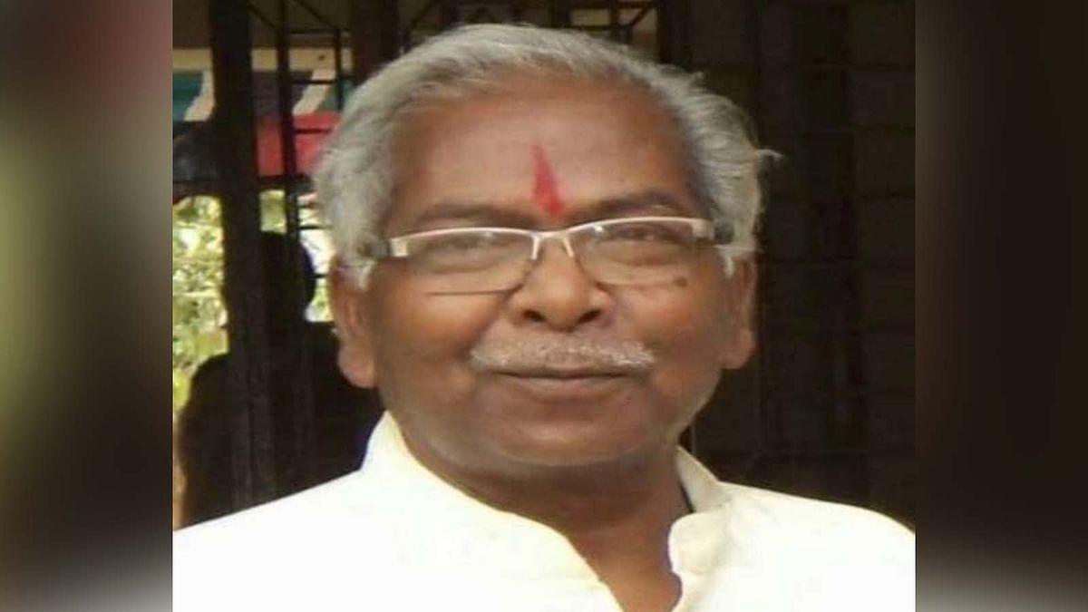 झारखंड: कोरोना संकटकाल में BJP के पूर्व प्रदेश अध्यक्ष दुखा भगत अलविदा