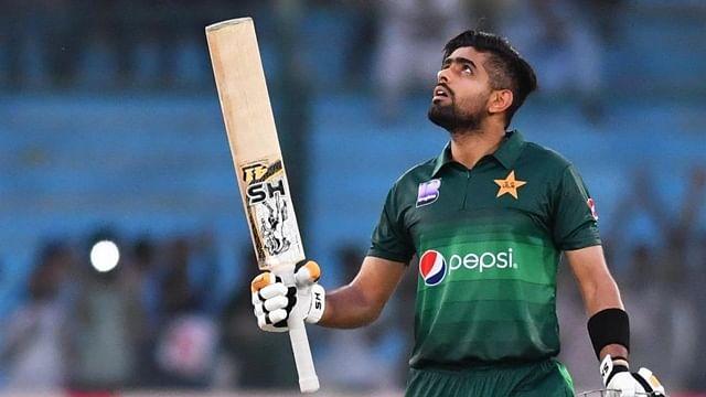 क्रिकेट : बाबर आजम का शानदार शतक, पाकिस्तान को 2-1 की बढ़त