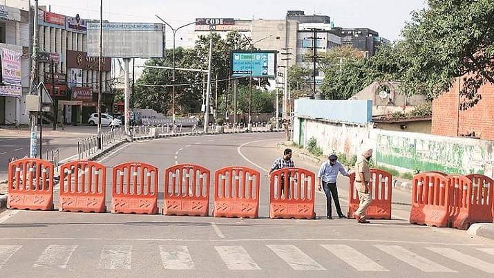चंडीगढ़ में कोविड-19 के बढ़ते केस देख प्रशासन का वीकेंड कर्फ्यू का ऐलान
