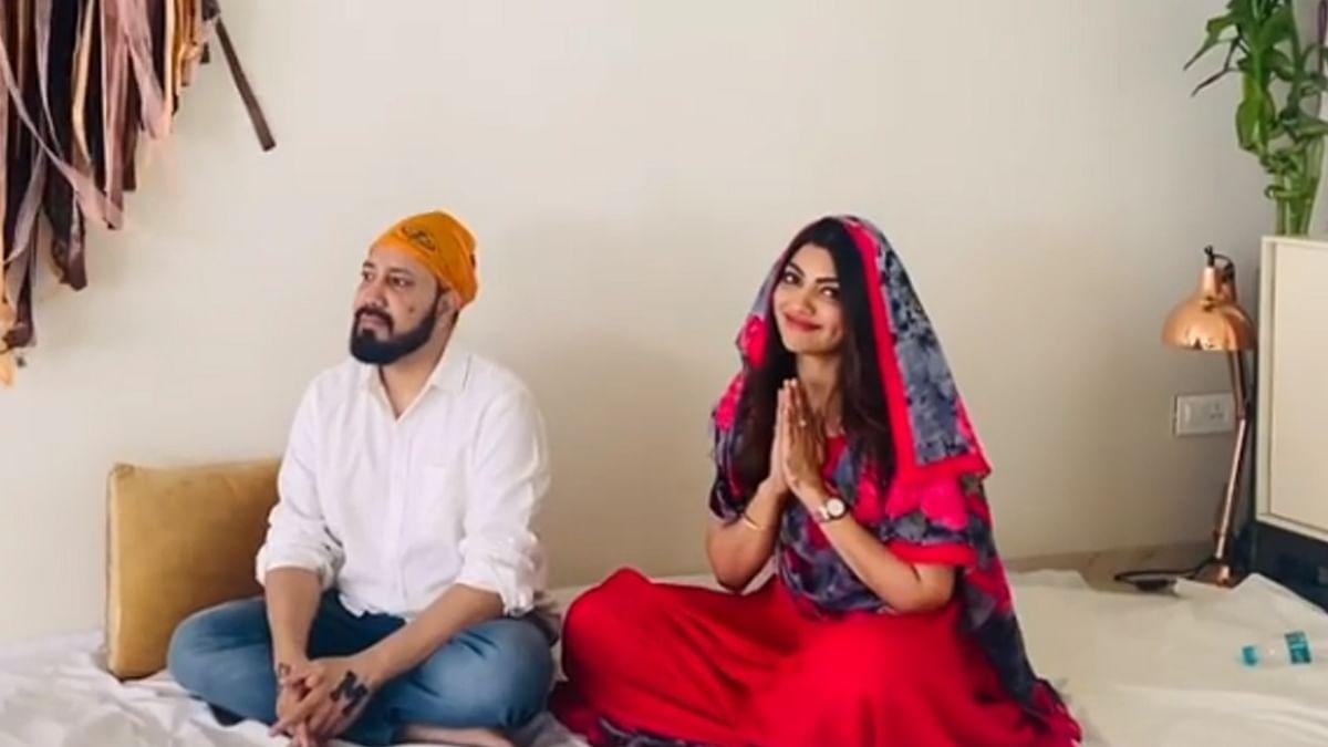 मीका सिंह संग शादी की खबरों पर आकांक्षा पुरी ने लगाया विराम, कही यह बात