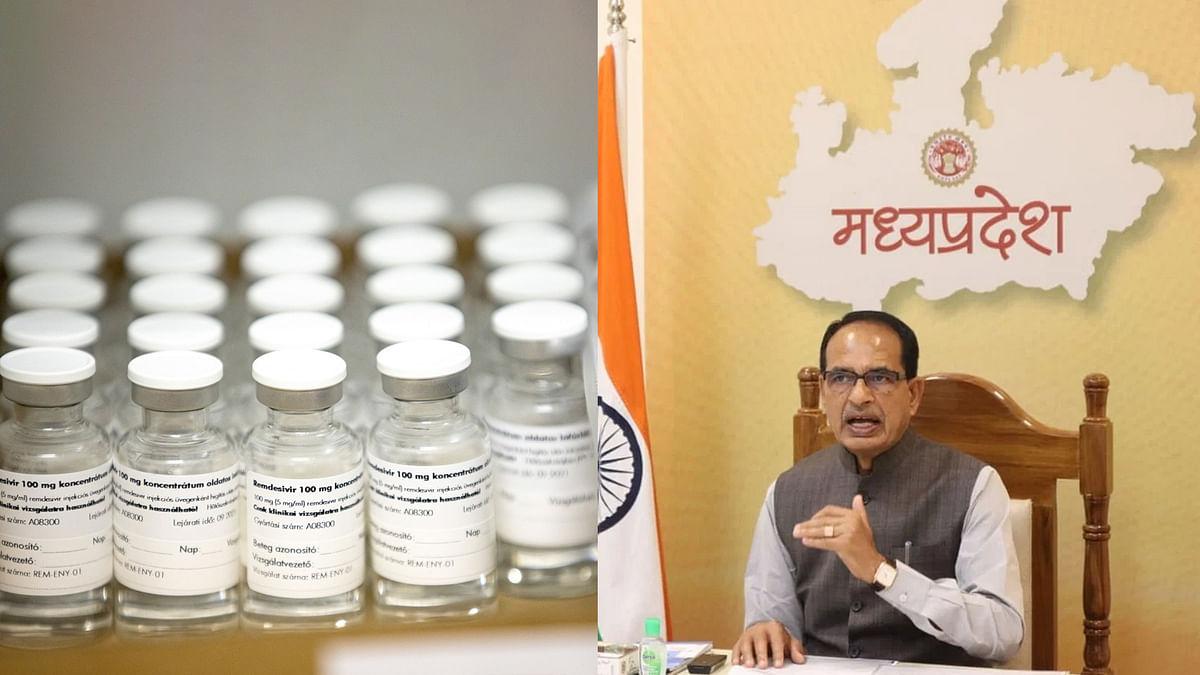 प्रदेश में सात कंपनियों से 1.88 लाख रेमडेसिविर इंजेक्शन की डोज प्राप्त