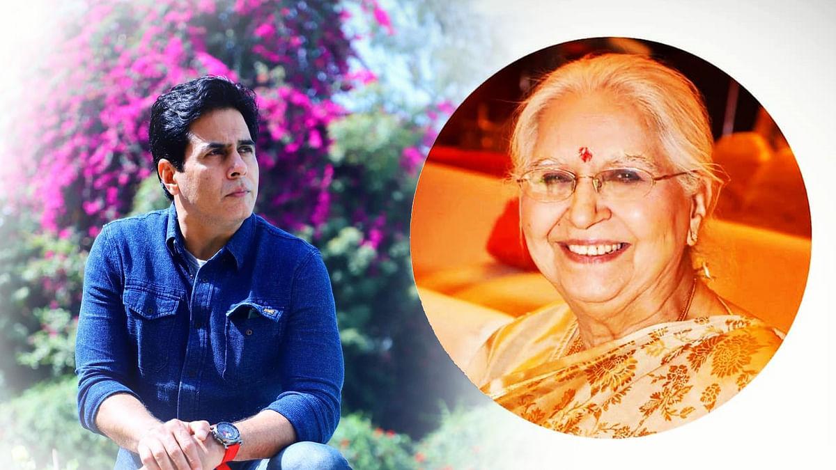 अभिनेता अमन वर्मा की मां का निधन, शेयर किया इमोशनल पोस्ट