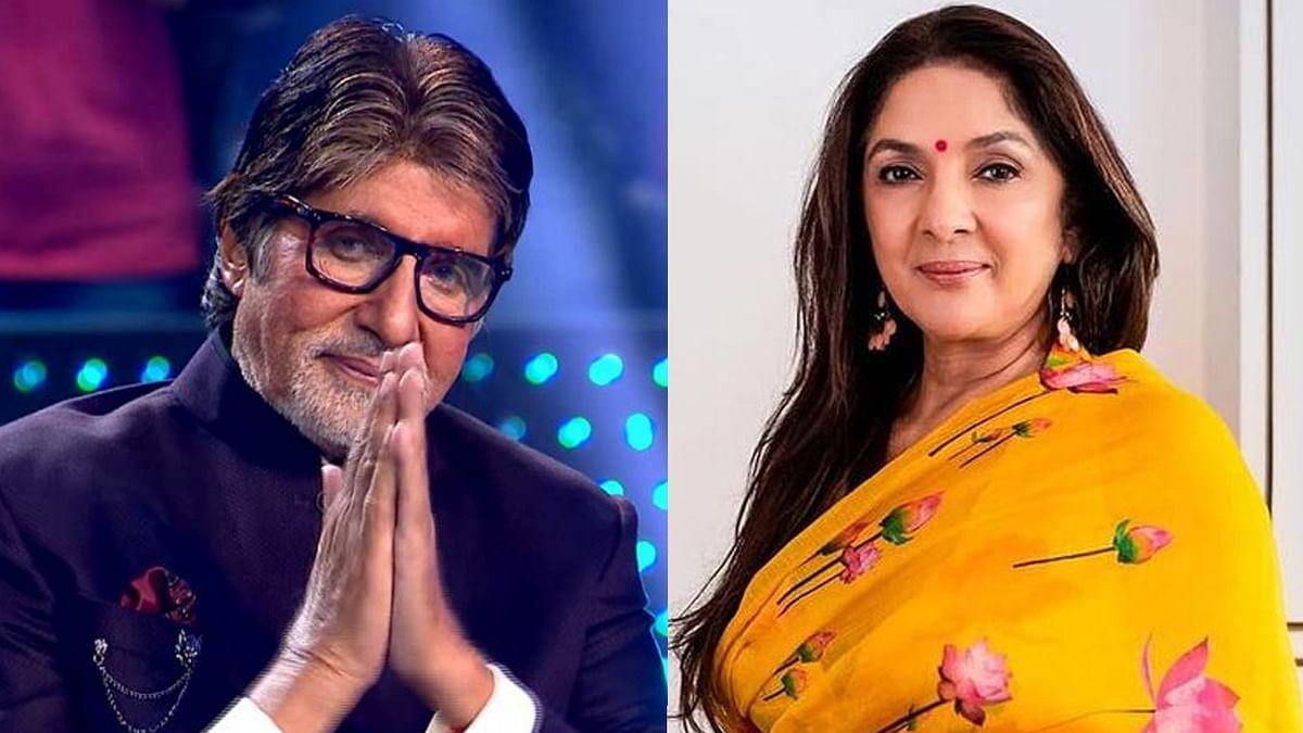 Goodbye में नीना गुप्ता की एंट्री, अमिताभ की पत्नी की भूमिका में आएंगी नजर